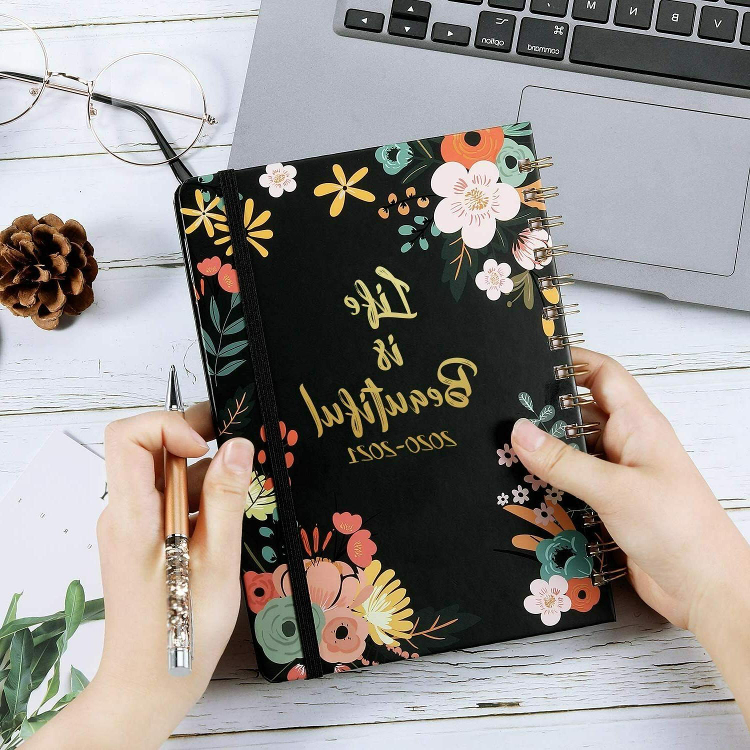 """2020-2021 Academic Weekly Monthly Planner with Do 6.3"""""""