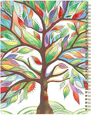2020 planner weekly monthly planner marked tabs
