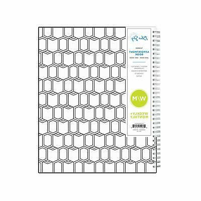 2020 weekly monthly appointment book planner flexible