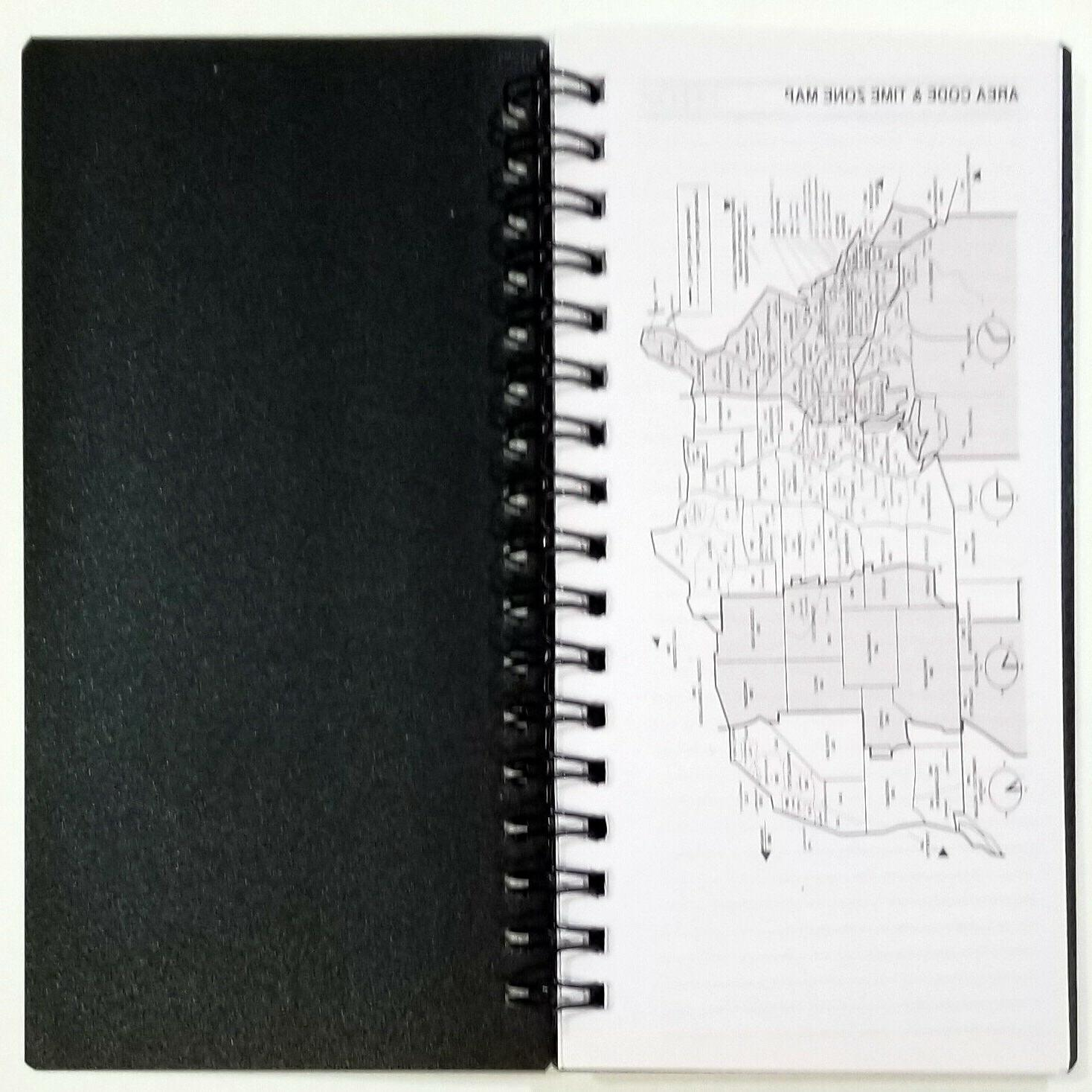 2020 Spiral planner, Cover, 3-1/2 6-1/4 in