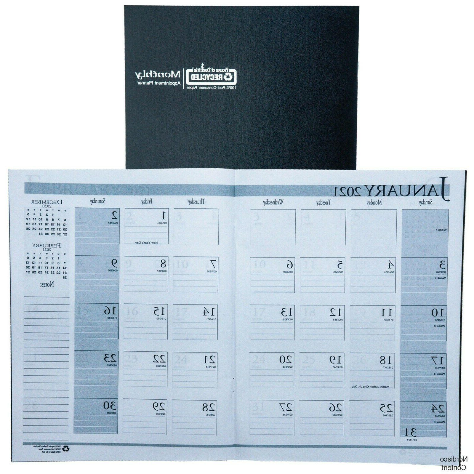2021 260 02 hod26002 monthly appointment planner