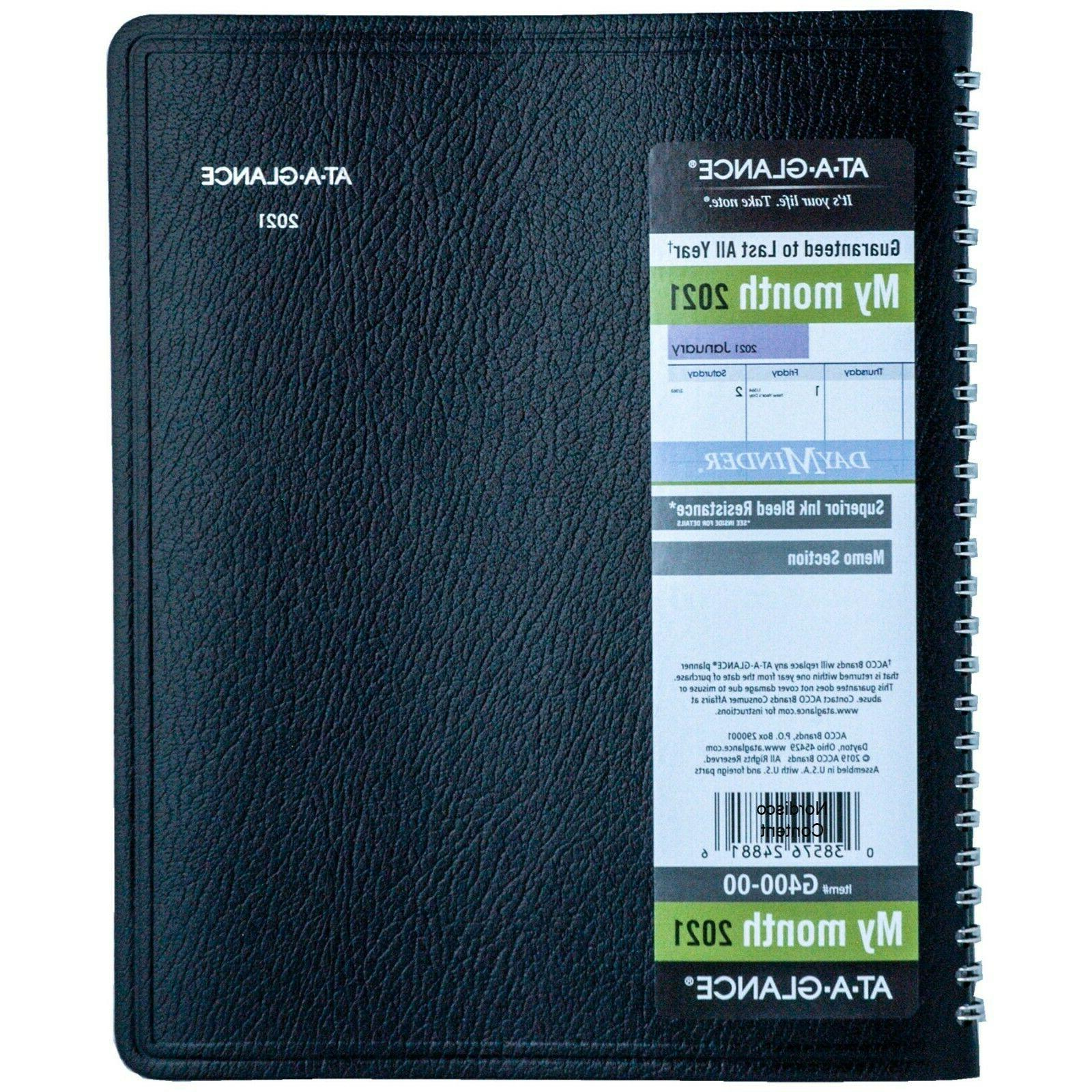 2021 At-A-Glance G400 G400-00 Planner, 6-7/8 x