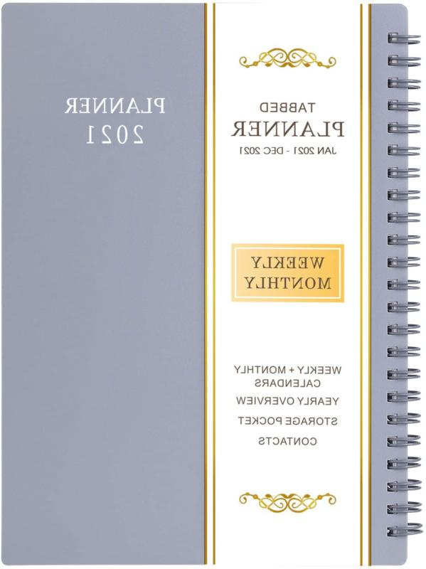 2021 planner weekly monthly academic planner 6