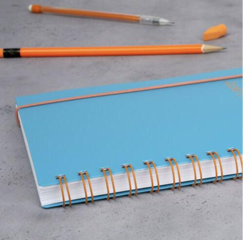 """Mead Weekly Planner, Turquoise 1/2"""""""