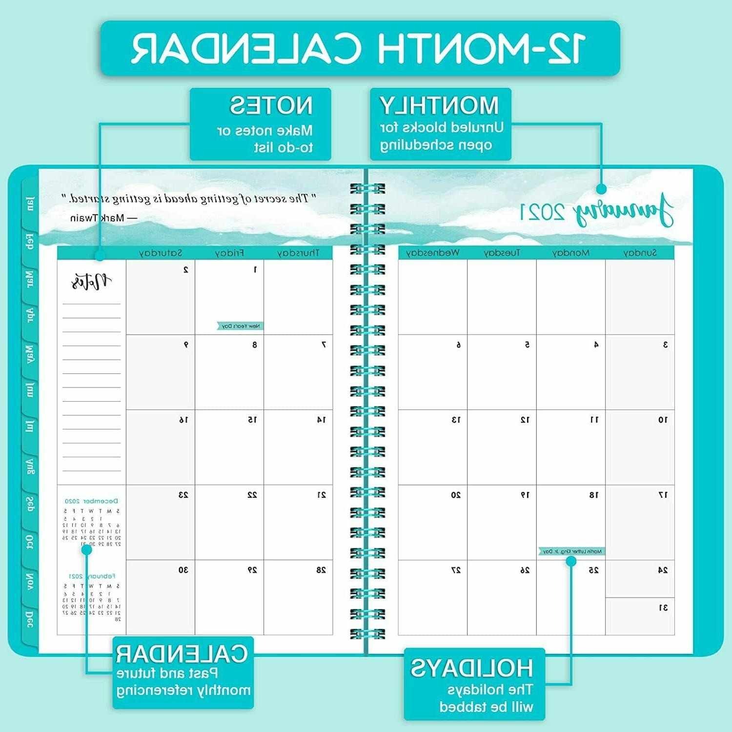 Agenda Daily Monthly Appointment