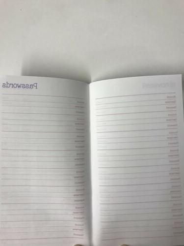 Mead Small Planner Light Purple-Scratched