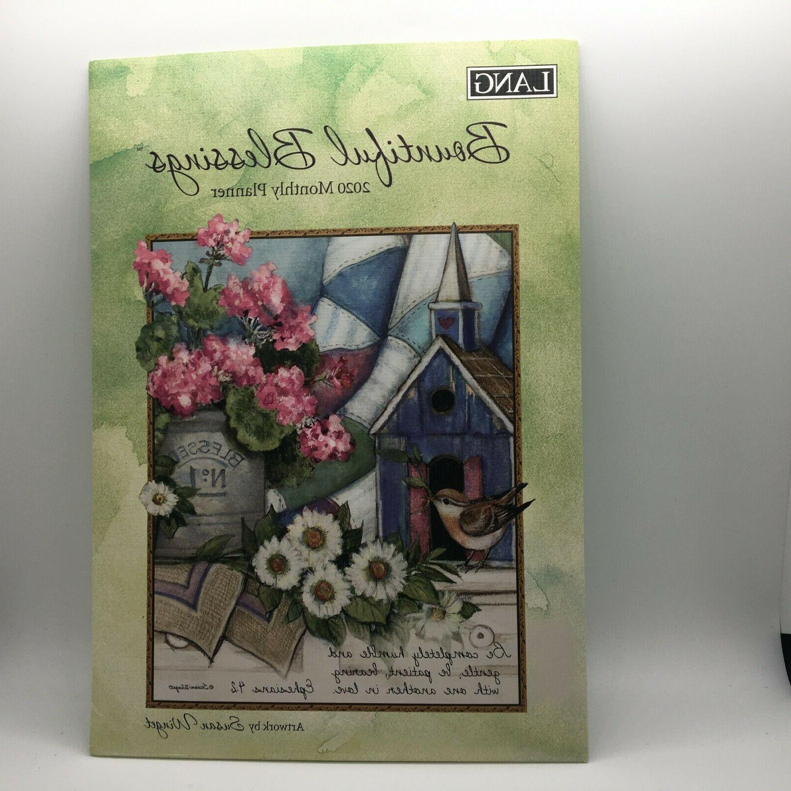 Lang Companies, 2020 Bountiful Blessings Monthly Planner Pre