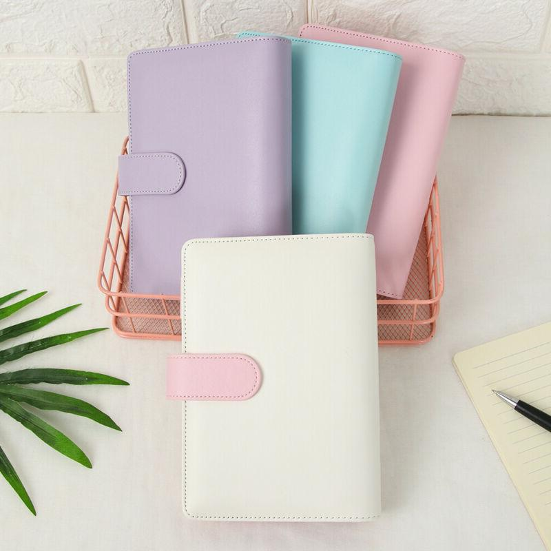 Monthly Leaf Weekly Planner Classic Diary Manual