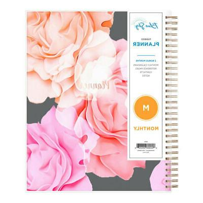 monthly planner 8 x 10 joselyn january