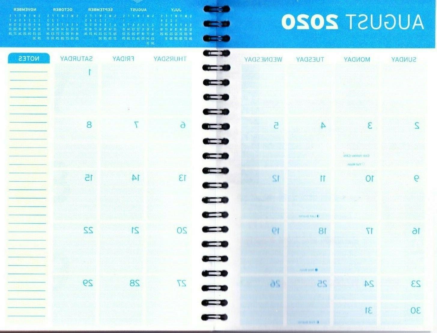 New 2020 Student Weekly Daily Planner Monthly School ~