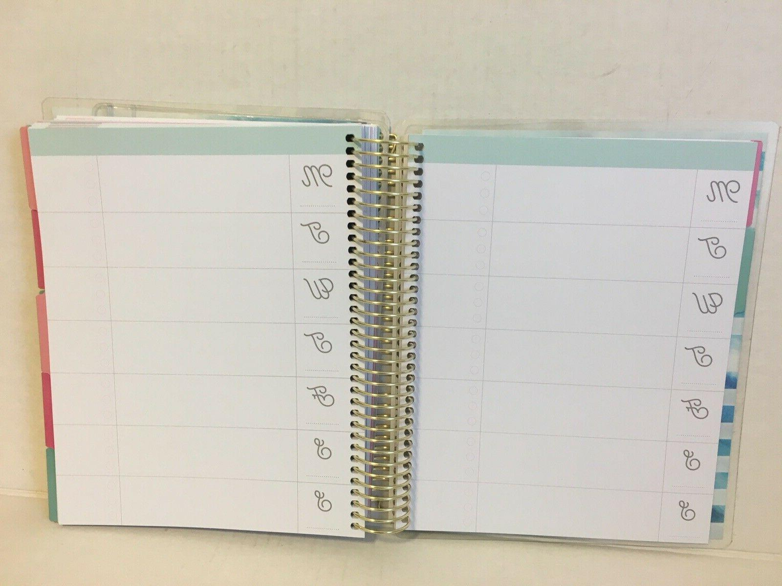 """NEW Spiral Planner Yourself"""" 7.5 18"""