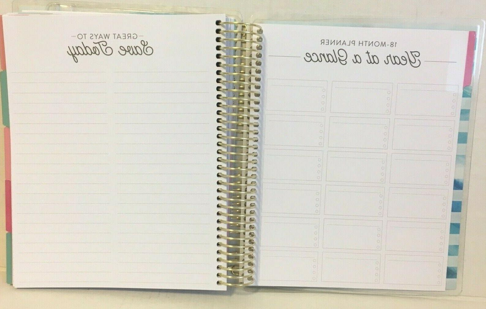 """NEW Creative Budget Spiral Planner in Yourself"""" 7.5 x"""