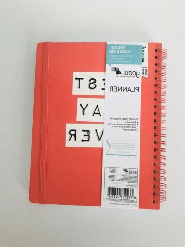 "Yoobi Planner Ever"" Sheets 7"" x 6"""