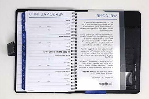 PlanAhead See it Bigger Apr2020 Monthly Planner Agenda