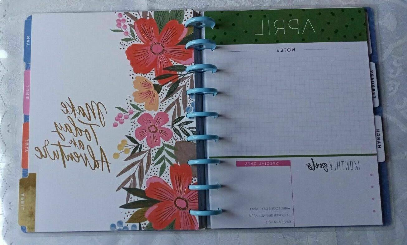 The 2020 12 LARGE Journal Diary