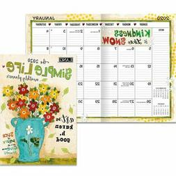 Lang Companies, 2020 Simple Life Monthly Planner - Track Eve