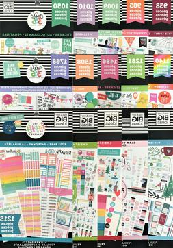 Me & My Big Ideas Create 365 The Happy Planner Stickers Valu
