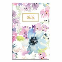 Blueline MiracleBind Weekly/Monthly Planner, 8 x 5, Floral,