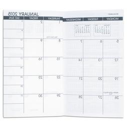 AT-A-GLANCE Monthly Planner Appointment Book Refill for 70-0