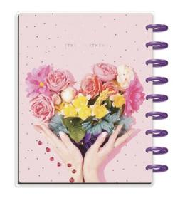 "NEW! 2020 me & my BIG Ideas The Happy Planner ""RAINBOW FLORA"