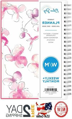 Blue Sky 2020 Weekly Monthly Appointment Book Planner 15-Min