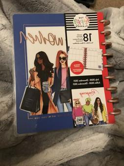 NEW The Happy Planner 2020-2021 Classic Rongrong Kind Women