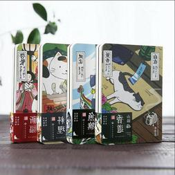 """""""Japanese Cat ver.2"""" 1pc Cute Monthly Planner Notebook Study"""