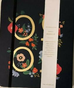 Rifle Paper Co 17 Month Planner 2020 Monthly And Weekly