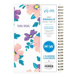 "Blue Sky Polypropylene Academic Weekly/Monthly Planner, 5"" x"