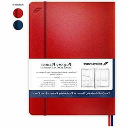 Purpose Planners Planner Undated Monthly Weekly Daily Produc