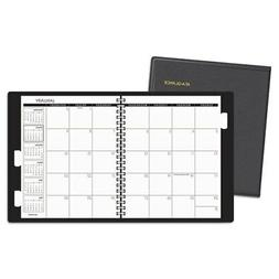Refillable Multi-Year Monthly Planner, 11 x 9, White, 2020-2