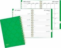 Mead Simplicity Medallion Weekly-Monthly Planner -
