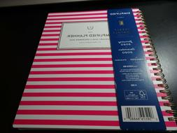 Simplified Emily Ley 2020 Weekly Monthly Planner Spiral Pink
