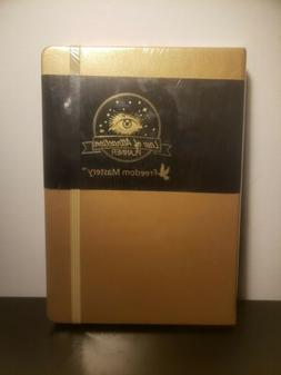 Undated Freedom Mastery Law of Attraction Planner Monthly Pl